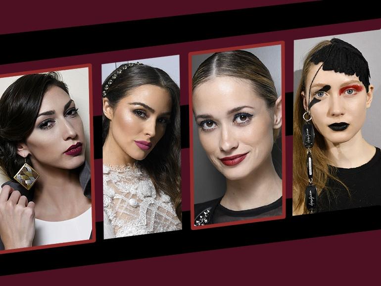 labbra dark da sfilata il trend rossetto scuro autunno inverno 2017 2018 collage_mobile