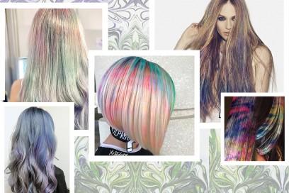 Marble Hair: la tinta capelli effetto marmo del momento