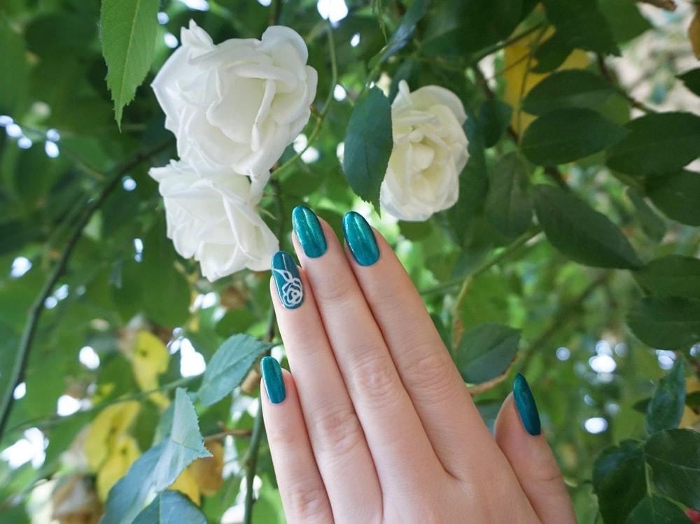 nailart-fiori