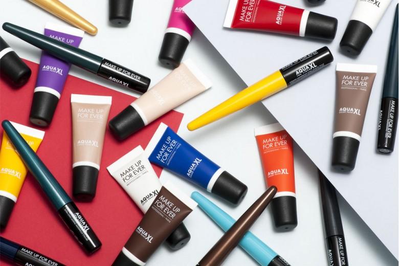 Make Up For Ever #AquaXLChallenge: la sfida per un trucco che dura fino a 24 ore