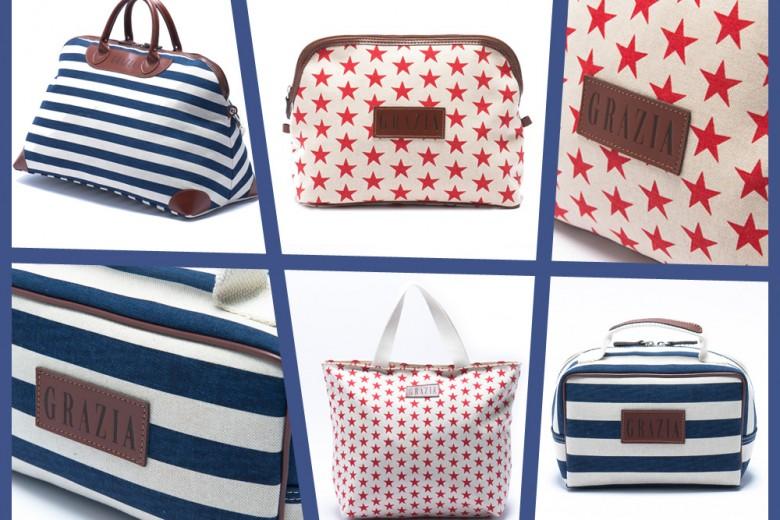 My Style Bags e Grazia insieme per una collezione di borse per l'estate 2017