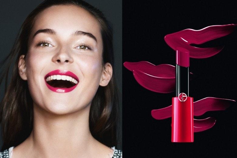 Giorgio Armani Ecstasy Shine: il rossetto che illumina il tuo sorriso da scoprire con un evento esclusivo