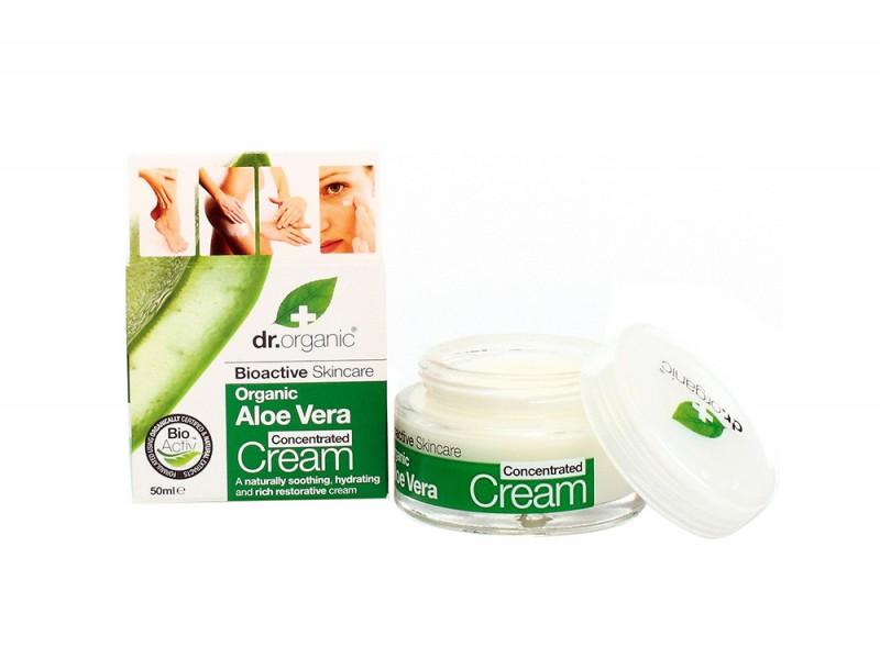 Dr. Organic Aloe Vera Cream