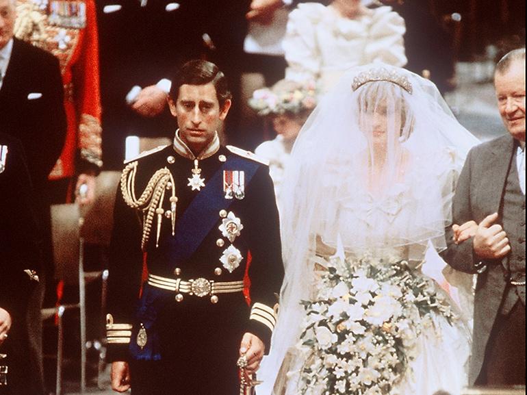 principe carlo diana matrimonio