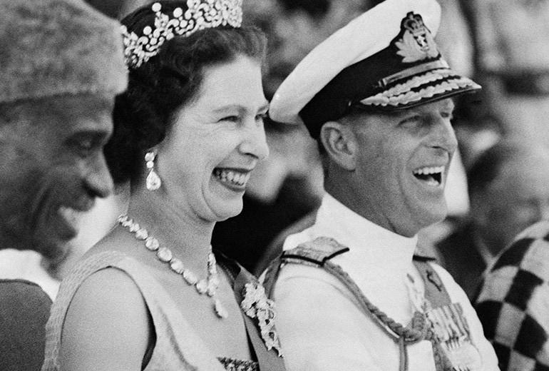 7 cose che non sapete sul matrimonio della Regina Elisabetta e Filippo