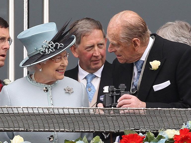 regina elisabetta principe filippo sorrisi