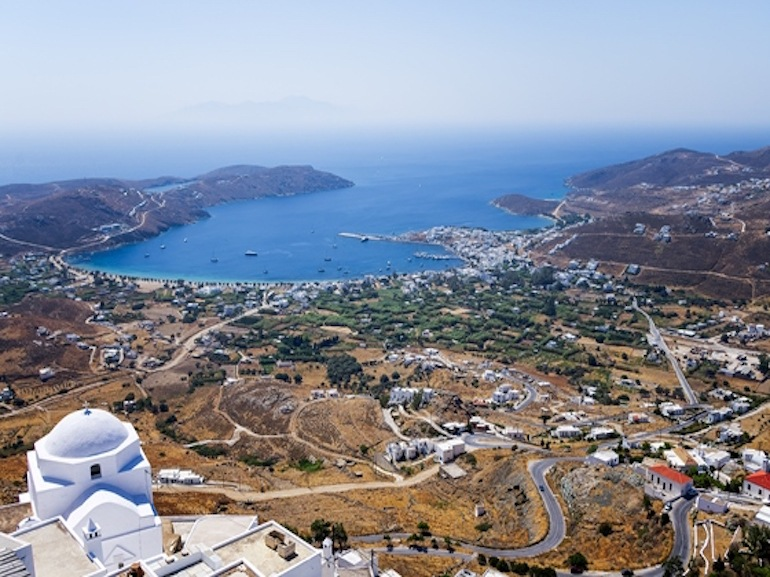 serifos credits Visit Greece
