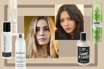 Shampoo secco: cos'è, come si usa e i migliori marchi