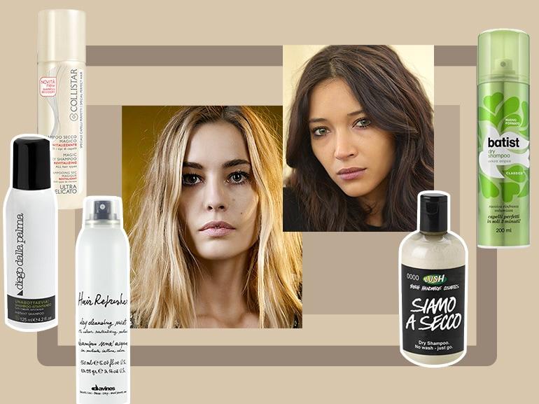 shampoo secco cosa e come si usa i migliori klorane garnier batist collage_mobile