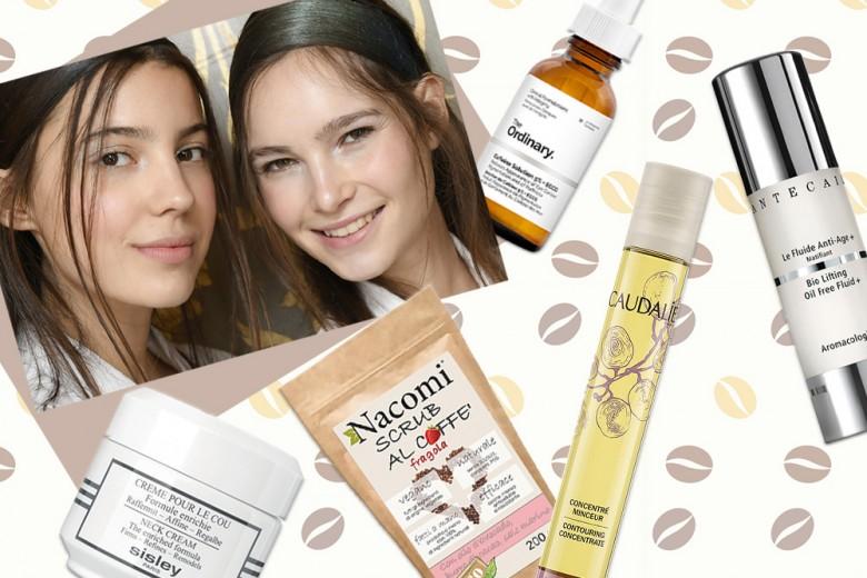Skin care alla caffeina: i prodotti viso e corpo must have