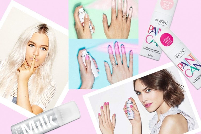 Smalto spray per unghie: i migliori per una manicure perfetta