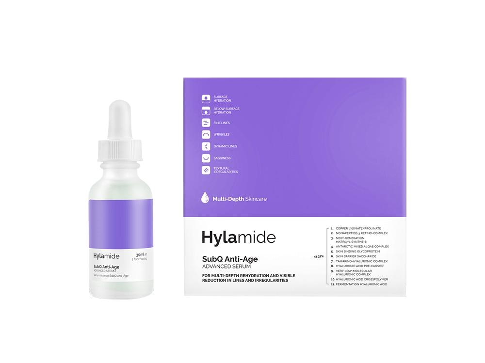 Hylamide anti age