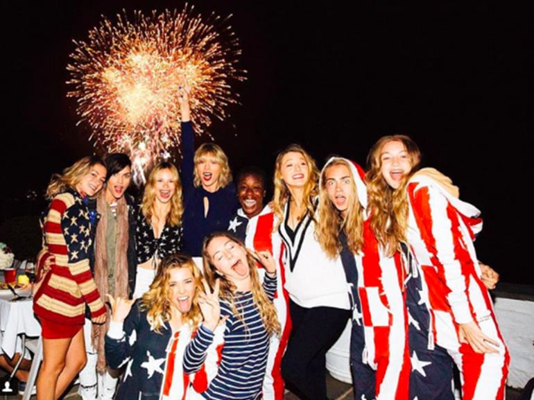 taylor swift independence day
