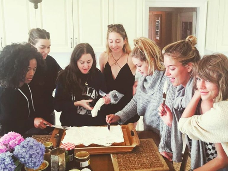 taylor swift torte