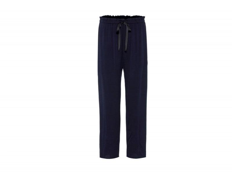 the-row-pantaloni-blu-seta