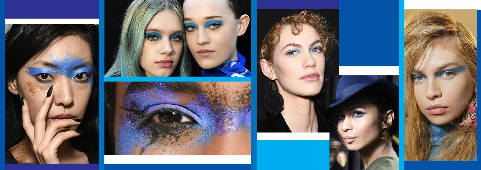 trucco blu la tendenza makeup autunno inverno 2017 2018 collage_desktop