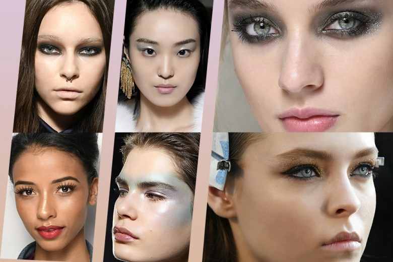 Trucco luminoso: la tendenza make up Autunno Inverno 2017