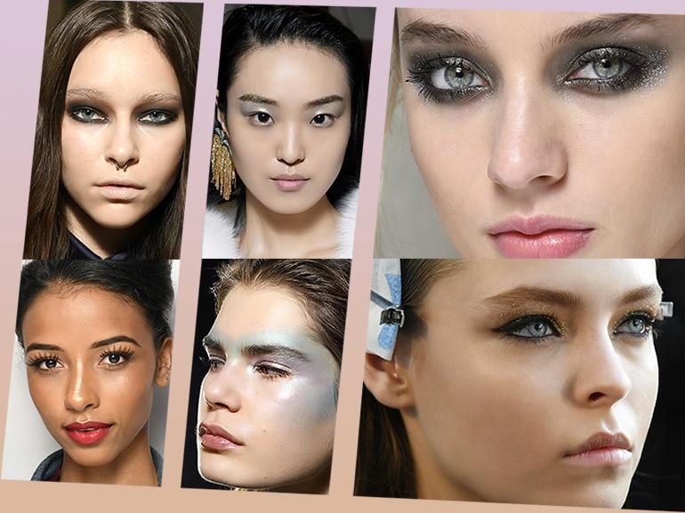 trucco luminoso tendenza AI 2017 2018 collage_mobile