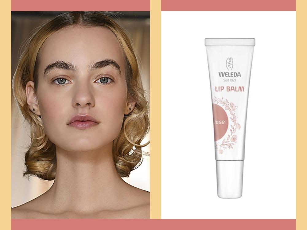 trucco naturale il nuovo nude make up balmy lips