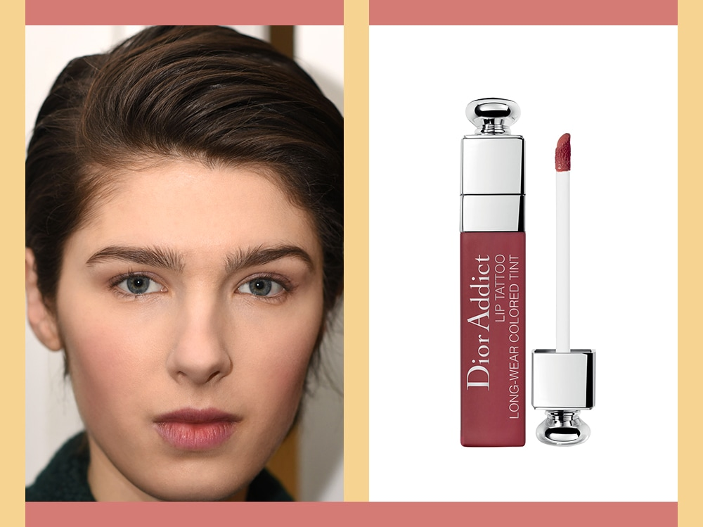 trucco naturale il nuovo nude make up berry stain