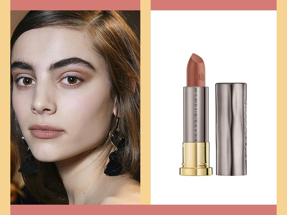 trucco naturale il nuovo nude make up caramel lips