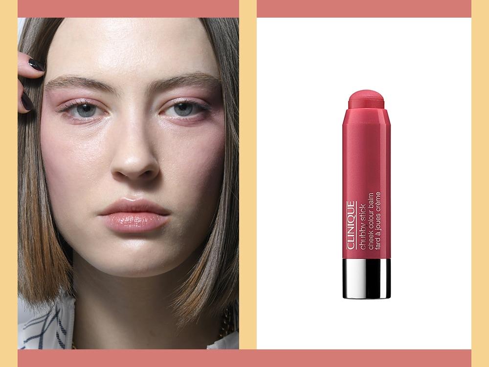 trucco naturale il nuovo nude make up pink flush