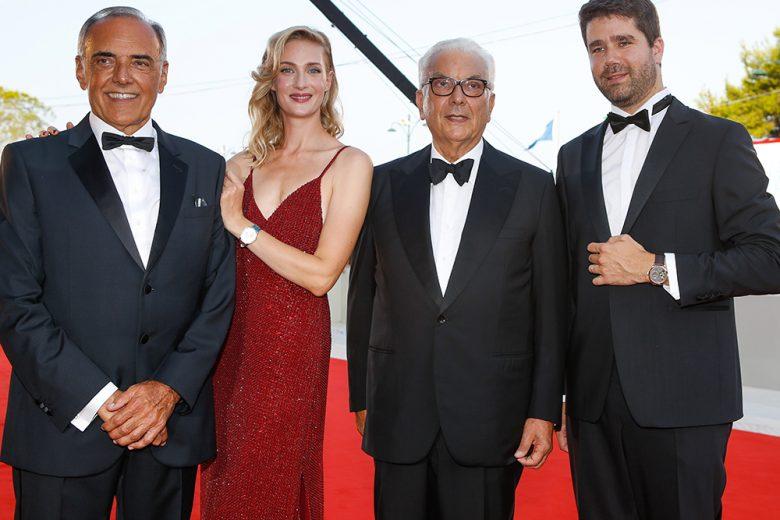 The Greatest Rendez Vous of Cinema: al via la 74esima edizione della Mostra del Cinema di Venezia. L'opening con Jaeger-LeCoultre