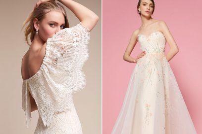 Abiti da sposa: 6 trend speciali per il 2018