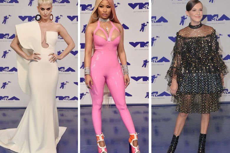 MTV Video Music Awards 2017: il red carpet