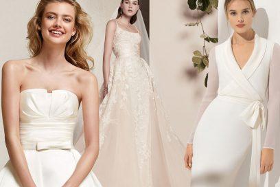 Abiti da sposa: le tendenze per il 2018
