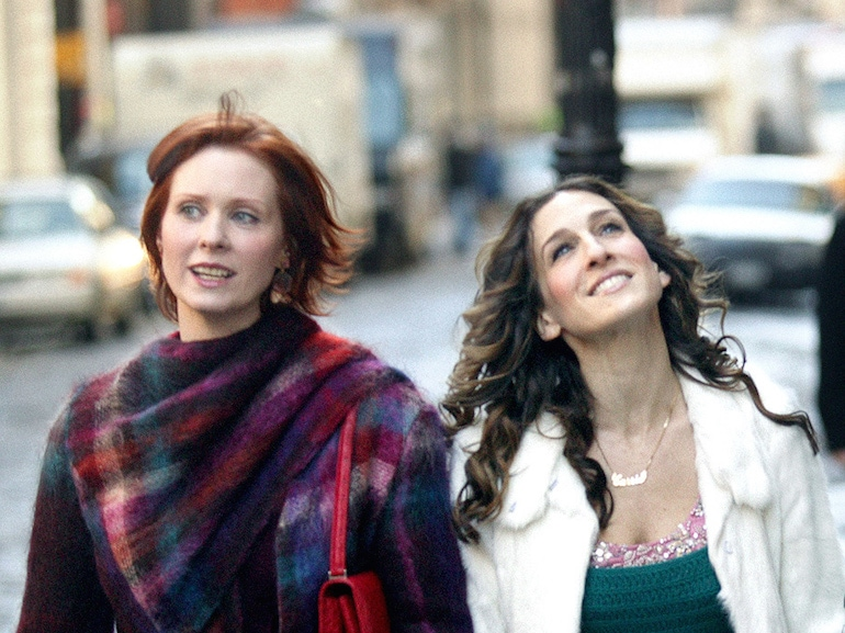 Carrie e Miranda