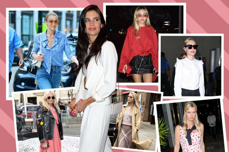 Look da rientro: 10 outfit delle star da sfoggiare a settembre