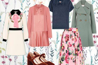 Stile retrò: i 10 capi di ispirazione vintage da acquistare