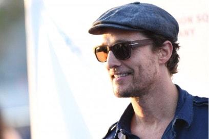 Matthew McConaughey: «Meno male che sono pieno di difetti»