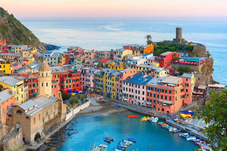 Le città e i quartieri più colorati nel mondo