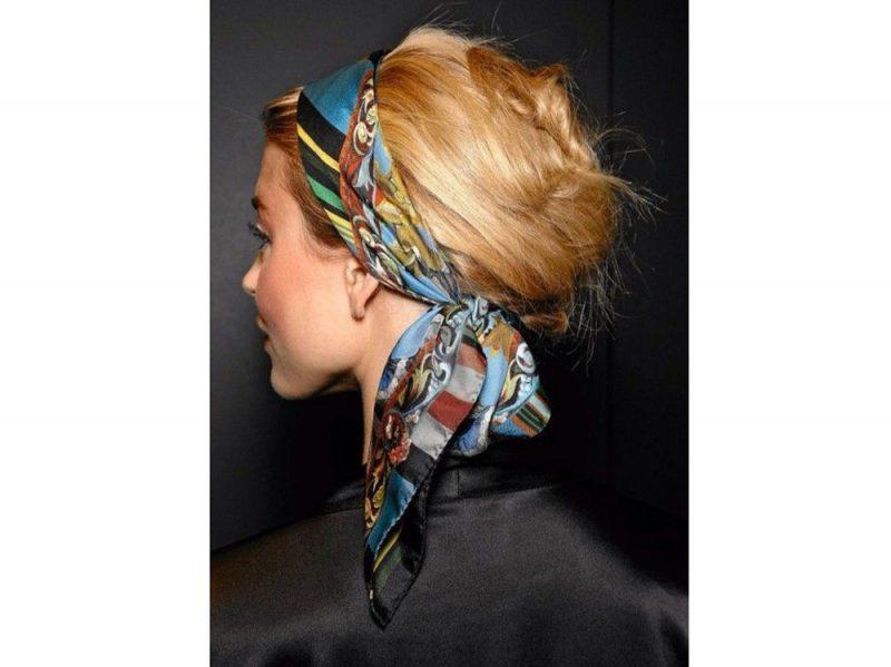 acconciature con foulard (2)