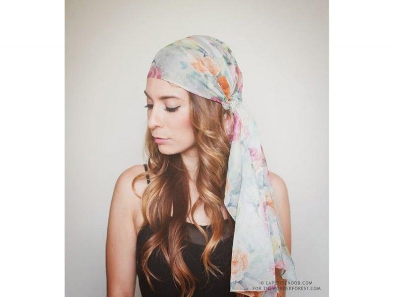 acconciature con foulard (4)