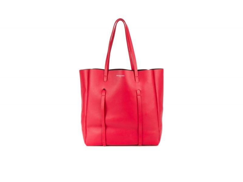balenciaga-borsa-shopper-rossa