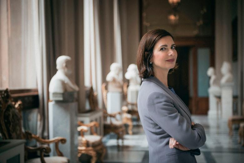 Laura Boldrini: «Contro l'odio facciamoci sentire»