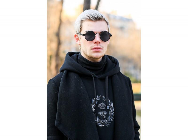 capelli uomo on the street autunno inverno 2017-18