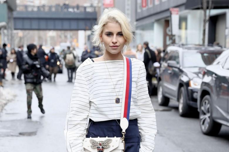Caroline Daur: «Una it-girl non si ferma mai»