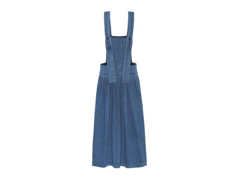 chloè-denim-dress