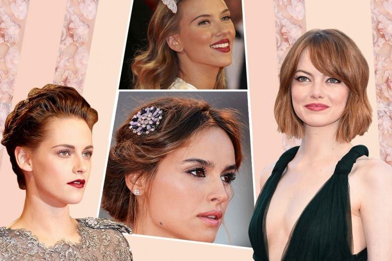 Festival del Cinema di Venezia: 13 beauty look iconici da copiare