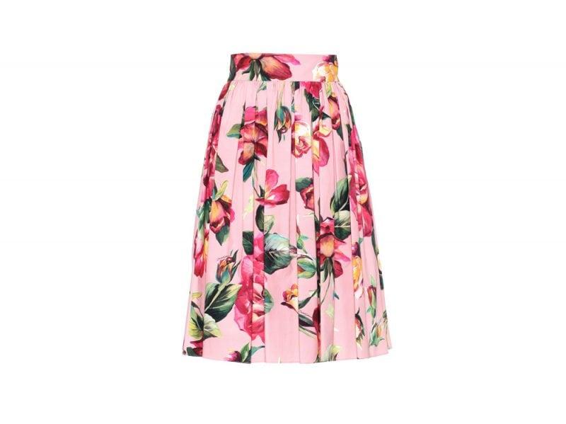 dolce-gabbana-gonna-fiori-rosa
