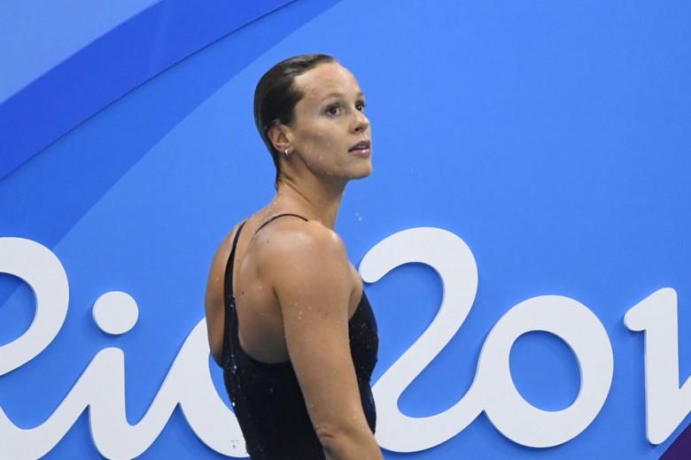 Federica Pellegrini: «Solo in acqua so chi sono»