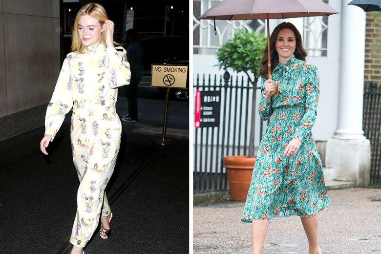 Da Kate Middleton a Elle Fanning, le Best Dressed della settimana