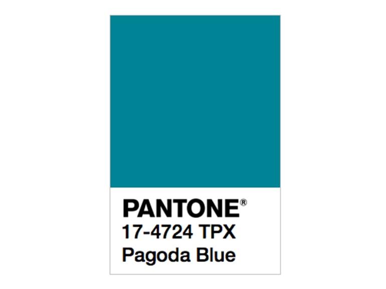 pantone pagoda blue