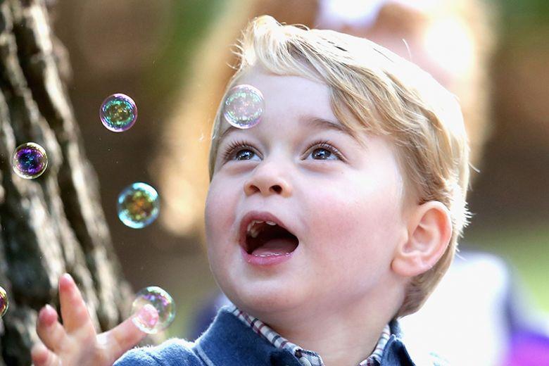 3 cose che abbiamo scoperto sulla festa di compleanno che Kate Middleton ha organizzato per George