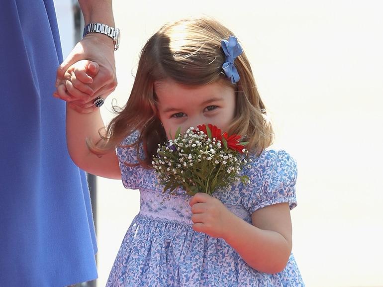 principessa charlotte bouquet
