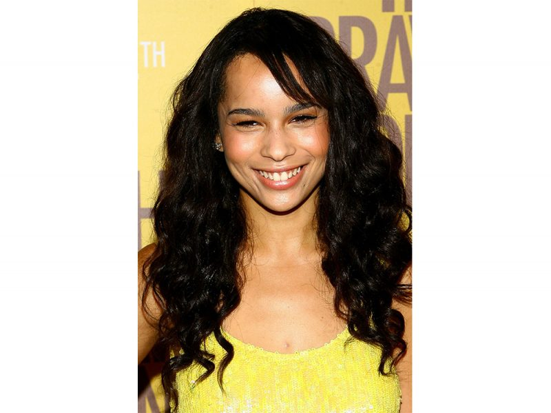 zoe kravitz evoluzione beauty look make up capelli (3)